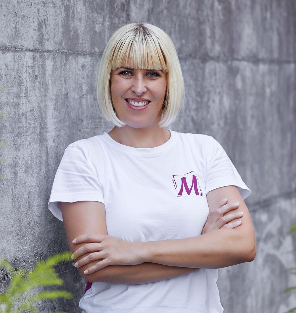 Michèle - Team